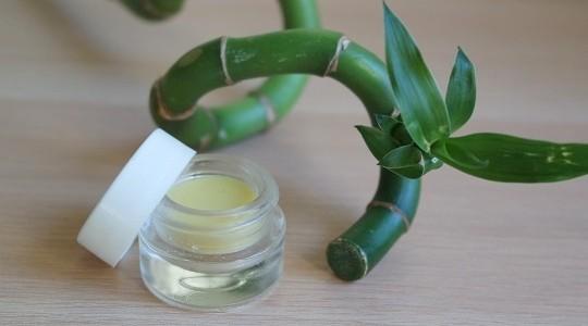 baume à lèvres naturels peau très sèche.